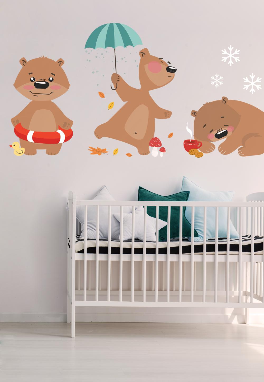Chi siamo baby interior design decorazioni pareti per bambini - Baby interior design ...